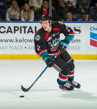 The Finnish product signed a three-year entry-level contract with the Ottawa Senators.