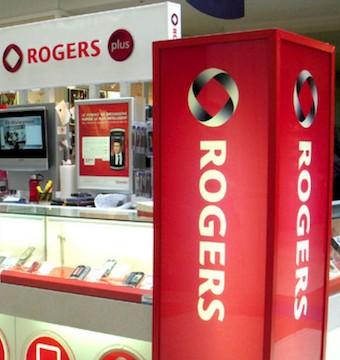 Rogers began selling wireless plans that don't charge overage fees.