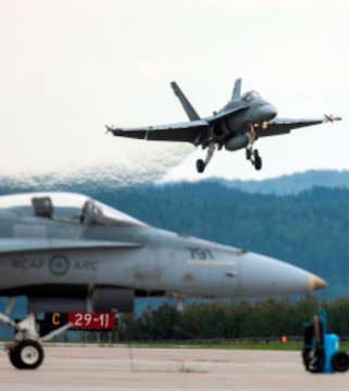 Canada has formally asked four companies to submit bids to supply a new fleet of state-of-the-art fighter jets.