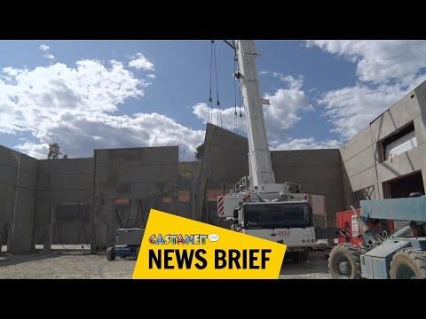 Walls rise at storage facility - Kelowna News
