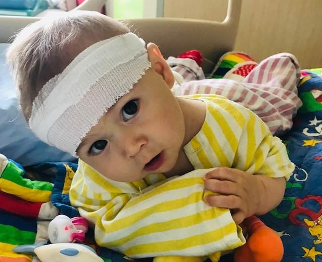 Baby Riel battling cancer - Kamloops News