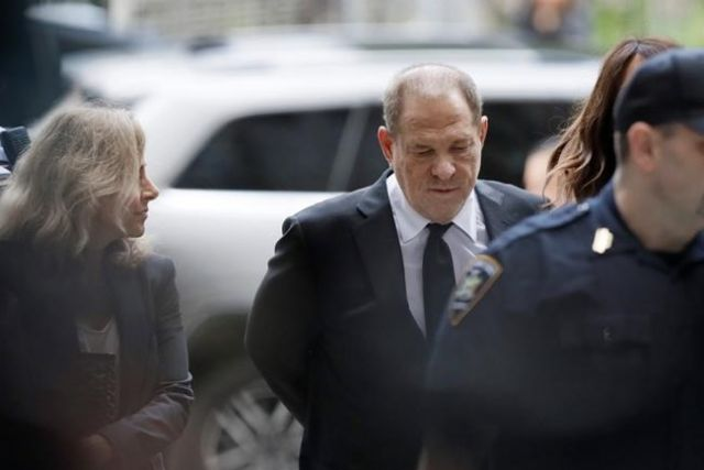 Weinstein pleads not guilty - World News - Castanet.net