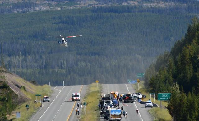 97C reopens after crash - BC News - Castanet net