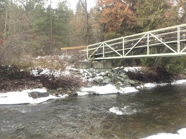 Mission Creek work begins - Kelowna News
