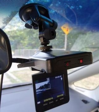 Dashcams, commonly used in police cars and emergency vehicles, are increasingly used in personal vehicles