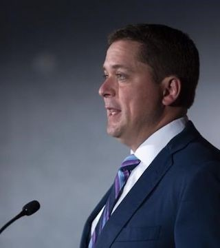 Andrew Scheer says Justin Trudeau's handling of the SNC-Lavalin affair appear to align with a criminal offence.