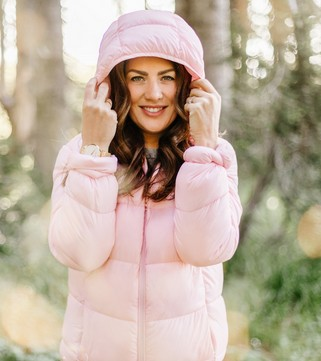 Kelowna's Bachelorette Jillian Harris has partnered with Joe Fresh.
