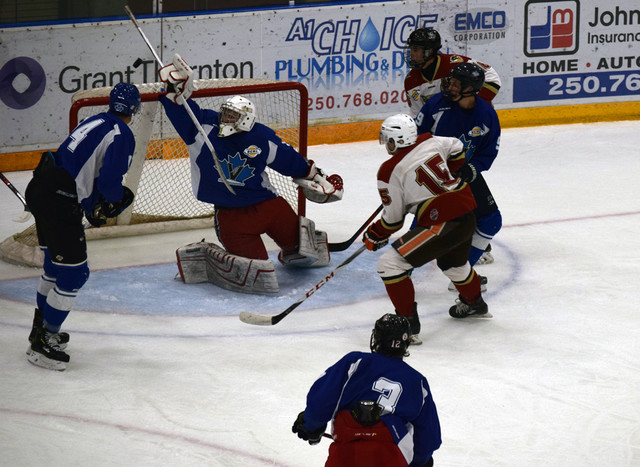 Warriors drop ex. opener - BCHL