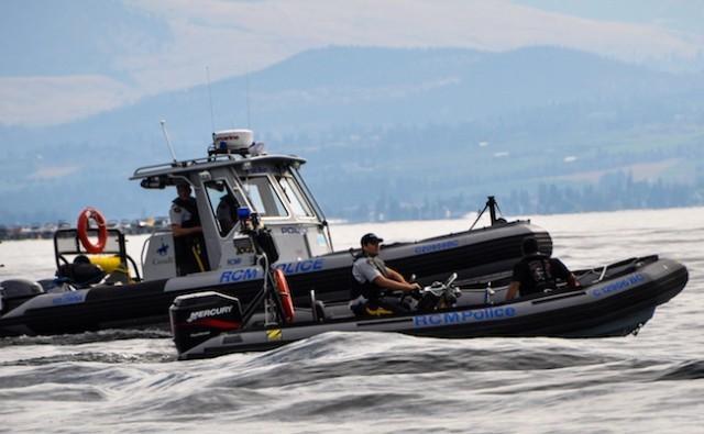 Jet-ski operator blows over - Kelowna News