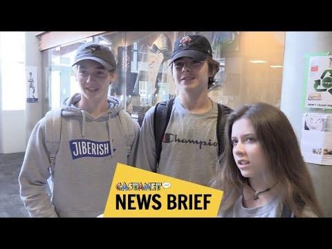 Students talk climate strikes - Penticton News