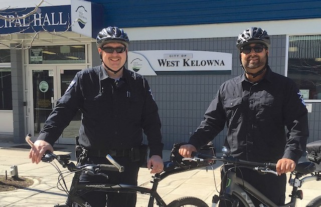 Bylaw goes where action is - West Kelowna News