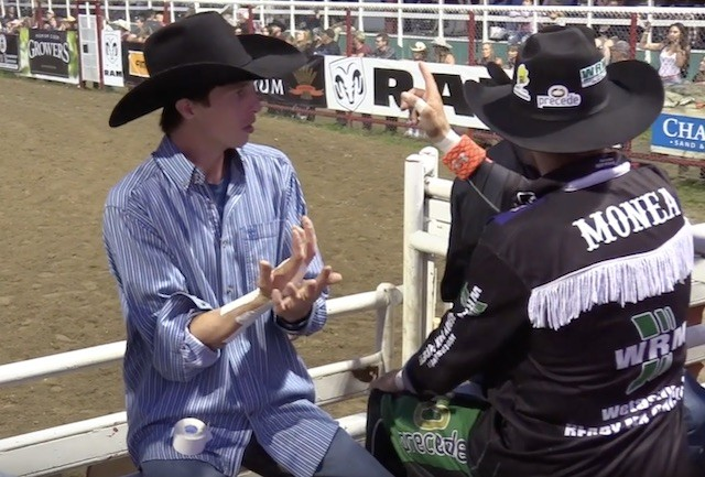 Rodeo More Than 8 Seconds Vernon News Castanet Net