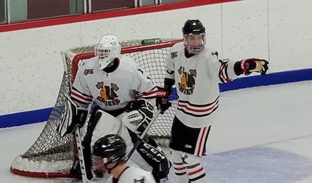 Chiefs double the Eagles - KIJHL