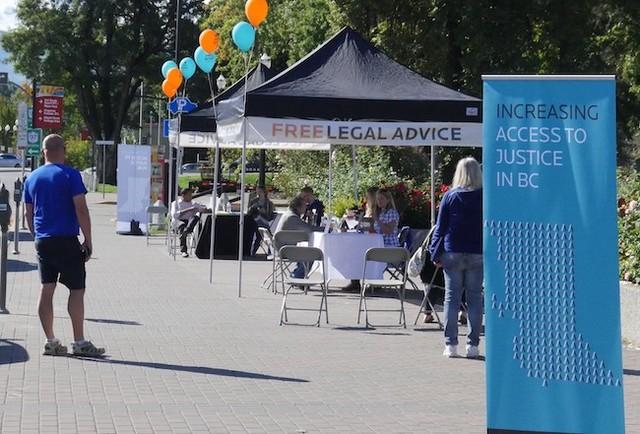 Free legal advice in park - Kelowna News