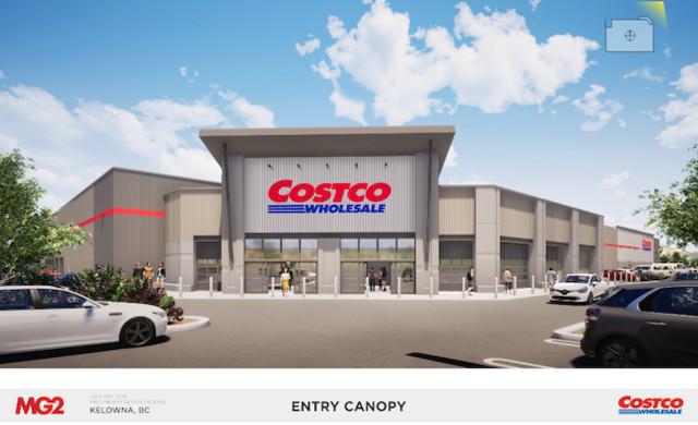 New Costco plans unveiled - Kelowna News