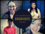"""Dream come true"" for graduate award recipients - Campus Life - Kamloops"