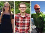 Graduate students receive $17,500-scholarships - Campus Life - Kamloops