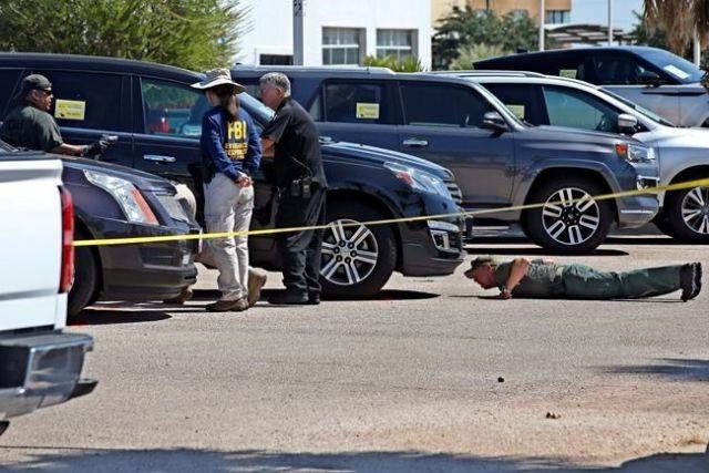 Texas shooter fired from job - World News - Castanet.net