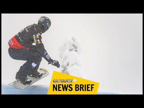 Barrels & Berms Snowboard Cross World Cup event at Big White Ski Resort (Kelowna)