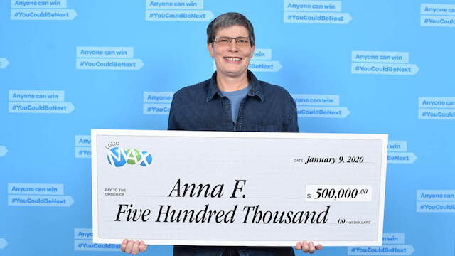 Penticton lottery winner initially thought she missed prize - Penticton News