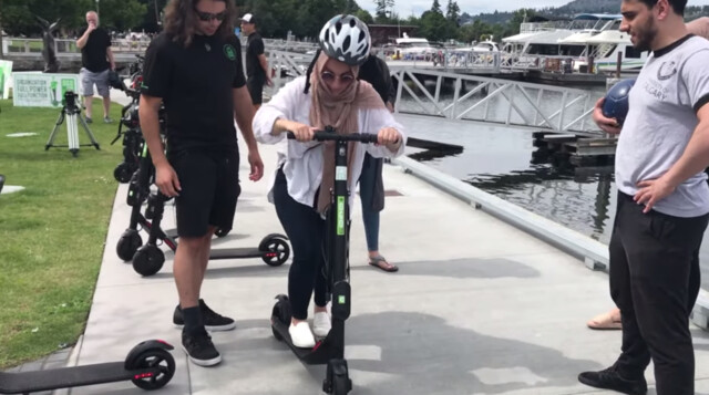 Pilot project could put e-scooters on all Kelowna streets - Kelowna News