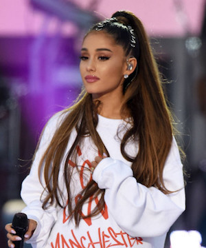 Ariana Grande pleads for break from fans after they bash her for casual attire.