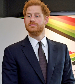 Prince Harry took aim at the journalists who have dissected his life since the day he was born.