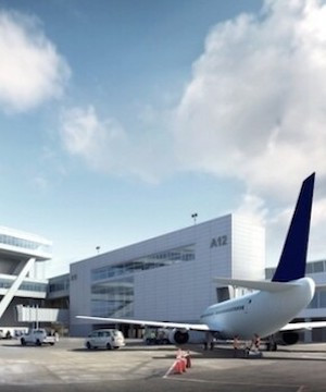 The Seattle-Tacoma Airport?s evolution into an international hub is posing a challenge to the Vancouver International Airport.