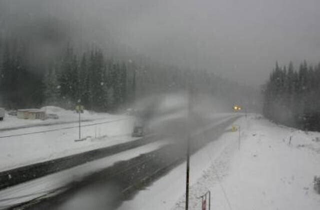 Vehicle recovery through Rogers Pass causes minor delays - BC News