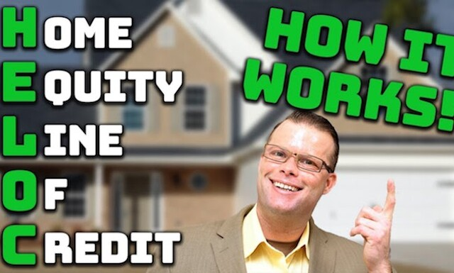 Home equity line of credit - Mortgage Matters  image