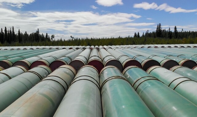 Coastal GasLink project continues pipe installation - Business News