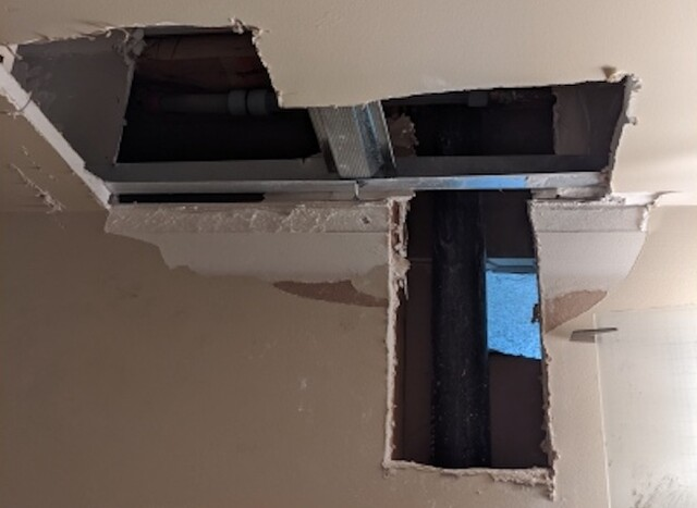 Strata refuses to pay for damage to condo owner's unit while fixing common property (BC)