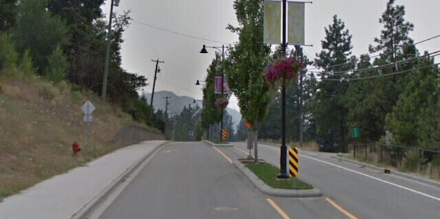 Portion of Boucherie Road will be closed Oct. 22 for maintenance (West Kelowna)
