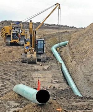 Tribes make new move to shut down Dakota Access Pipeline.