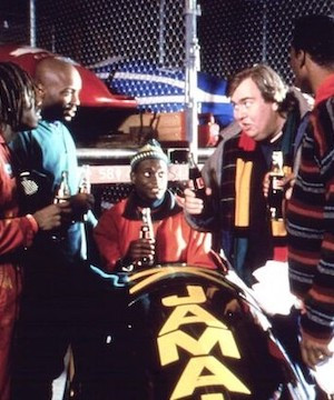 Famous Cool Runnings movie bobsled stolen from Calgary bar.