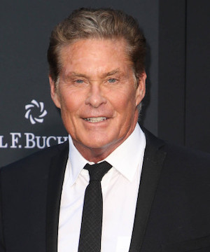 David Hasselhoff's musical comeback with Austrian heavy metal band.