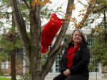 REDress Project reminds us of the missing - Campus Life - Kamloops