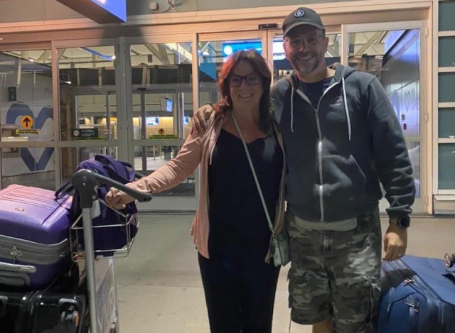 West Kelowna couple retires early in Mexico amid the COVID-19 pandemic - West Kelowna News