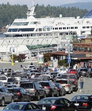 BC Ferries financial report shows impact of six months of pandemic-related declines.