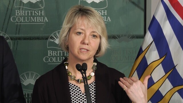 B.C. making preparations to tackle coronavirus
