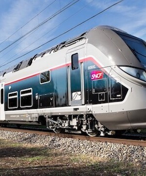 Bombardier confirms talks over potential sale of train division to France's Alstom.