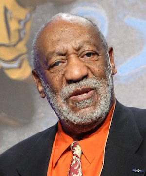 Disgraced Bill Cosby says Harvey Weinstein didn't receive fair trial.