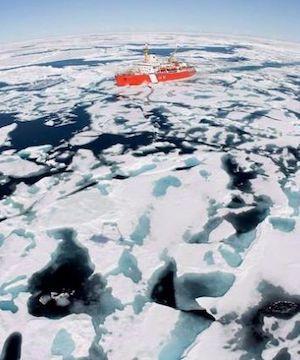 Fate of the Canadian Coast Guard's next heavy icebreaker wrapped in mystery.