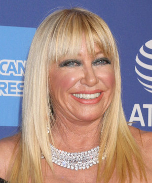 Suzanne Somers is keen to celebrate her 75th birthday by posing naked for Playboy.