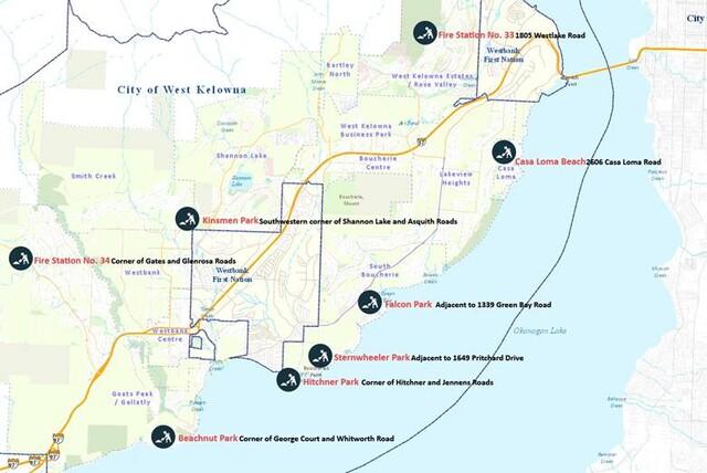 City of West Kelowna has sandbags ready for potential flooding - West Kelowna News
