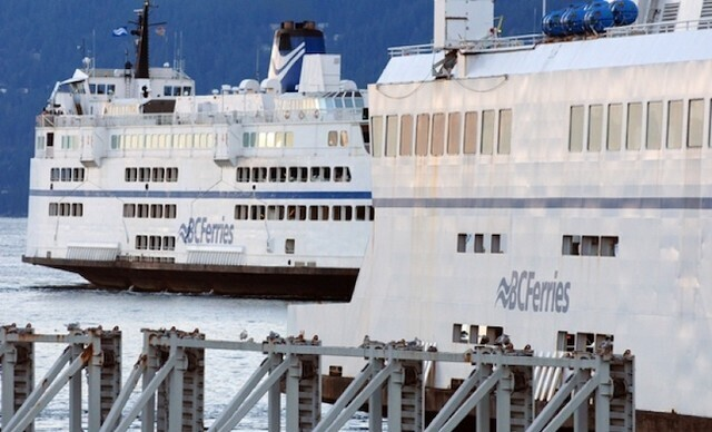 BC Ferries losing up to $1.5 million each day (BC)
