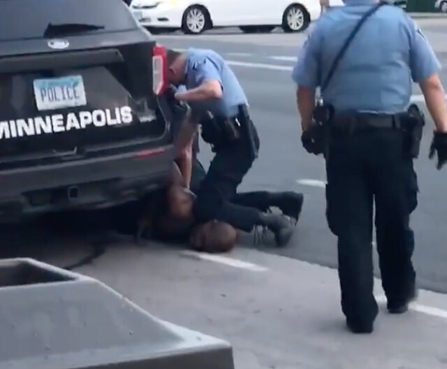 4 police officers fired in Minneapolis after video shows one ...