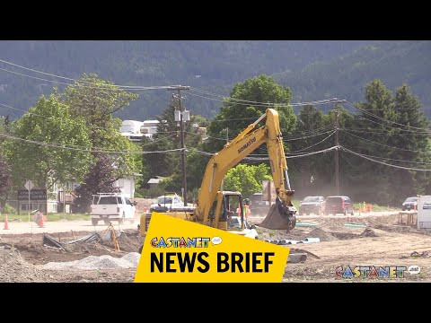 Huge project on Silver Star Road well underway - Vernon News