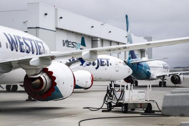 WestJet quietly breaks ranks with carriers to offer refunds - Business News