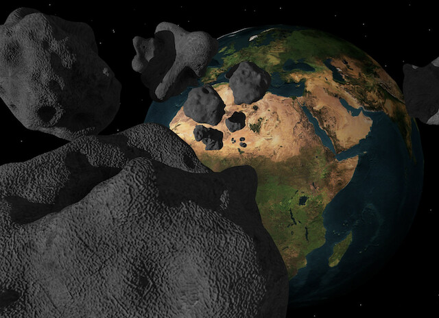 Panspermia: life on earth originated from outer space - Skywatching